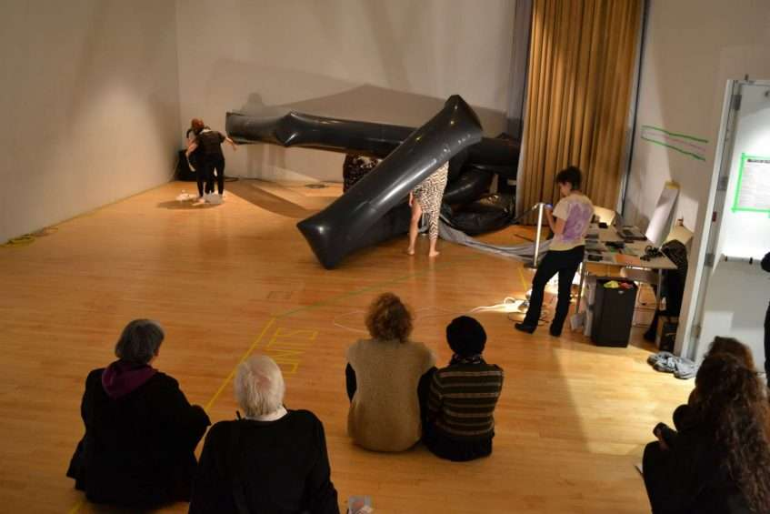 Collective as Creative Community: AUNTS Permanent Collection