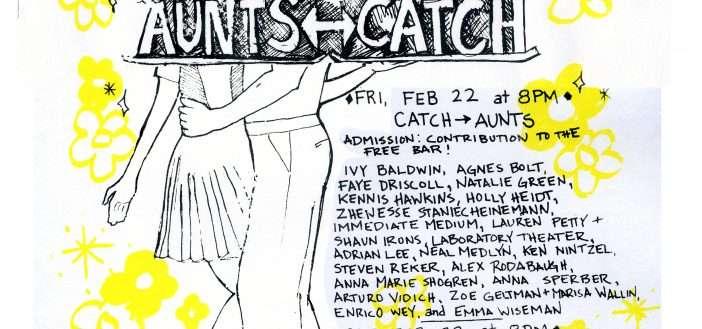 Catch <-> AUNTS