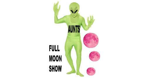 Full Moon by AUNTS