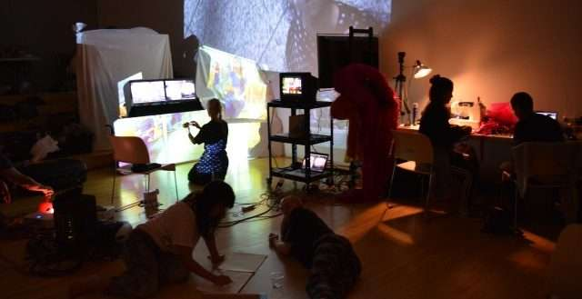 BYOC at the New Museum