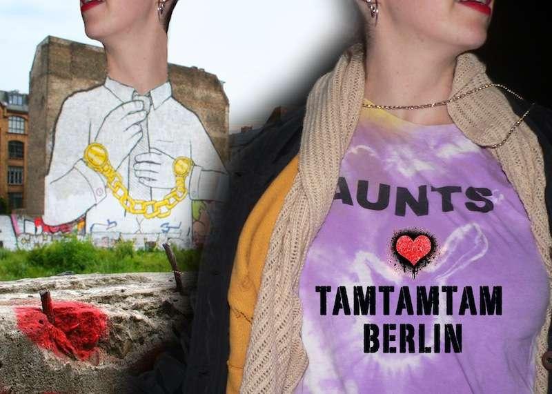 AUNTS/TAMTAMTAM BERLIN